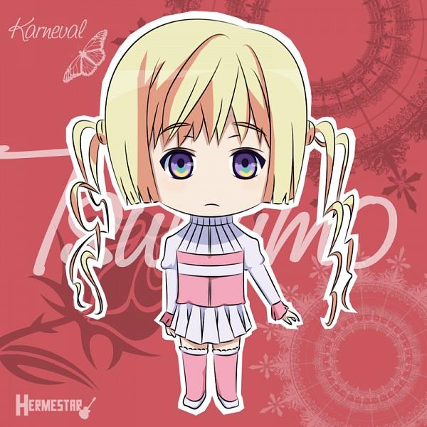 Tags: Anime, Hermestar, Karneval, Tsukumo (Karneval)