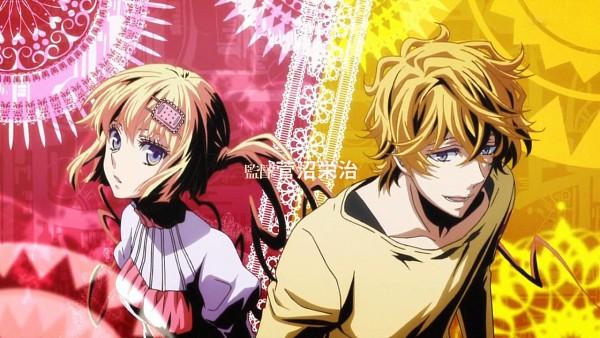 Tags: Anime, Karneval, Tsukumo (Karneval), Yogi, Screenshot