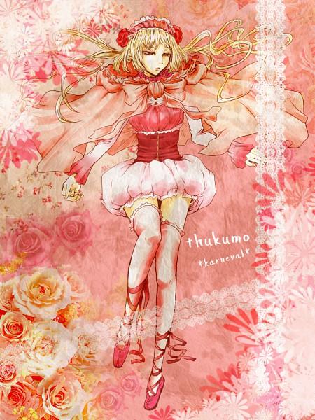 Tags: Anime, Sun (pixiv703912), Karneval, Tsukumo (Karneval), Pixiv