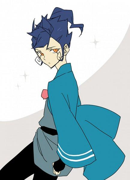 Tags: Anime, Inazuma Eleven GO, Tsurugi Kyousuke, Kyousuke Tsurugi