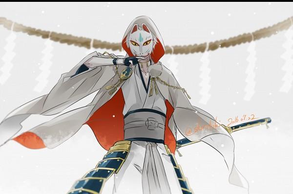 Tags: Anime, Pixiv Id 818803, Touken Ranbu, Tsurumaru Kuninaga