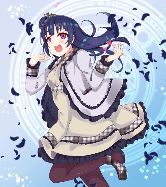 Tags: Anime, Pixiv Id 13091618, Love Live! Sunshine!!, Tsushima Yoshiko, Yoshiko Tsushima