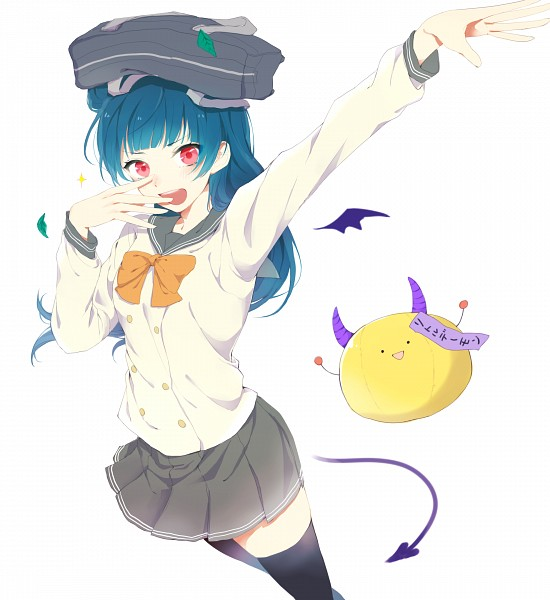 Tags: Anime, Pixiv Id 2253775, Love Live! Sunshine!!, Tsushima Yoshiko, Fanart, Fanart From Pixiv, Pixiv, Yoshiko Tsushima