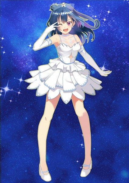 Tags: Anime, Pixiv Id 8647955, Love Live! Sunshine!!, Tsushima Yoshiko, Fanart, Fanart From Pixiv, Pixiv, Yoshiko Tsushima