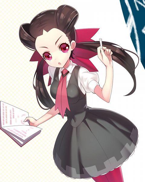 Tsutsuji (Pokémon) - Pokémon
