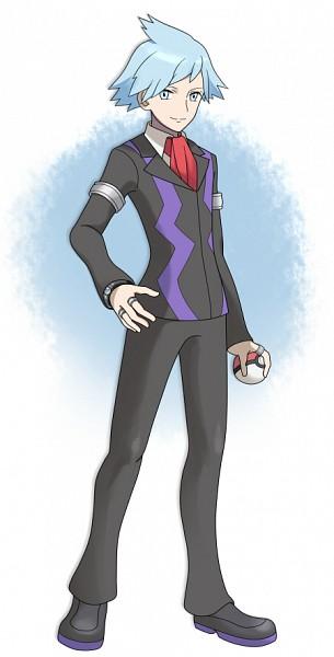 Tsuwabuki Daigo (Steven Stone) - Pokémon