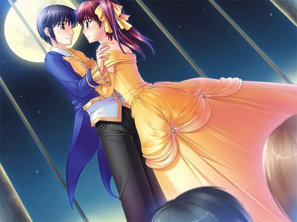 Tags: Anime, Tsuyokiss, Konoe Sunao, Artist Request, Character Request, CG Art