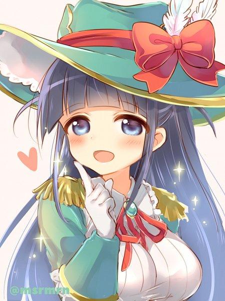 Tags: Anime, Marshmallow Mille, Shoujo☆Kageki Revue Starlight, Shoujo☆Kageki Revue Starlight -ReLIVE-, Tsuyuzaki Mahiru, Fanart, Fanart From Pixiv, Pixiv