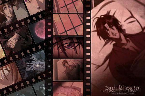 Tags: Anime, Yami no Matsuei, Tsuzuki Asato, Screenshot, deviantART