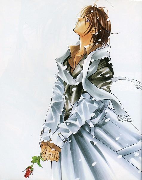 Tags: Anime, Yami no Matsuei, Tsuzuki Asato, Official Art