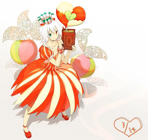 Tags: Anime, Tujisaki, Fruit (Personification), Pixiv
