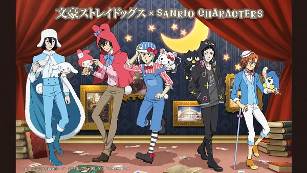 Tuxedo Sam - Sanrio