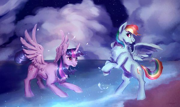 Twidash - My Little Pony