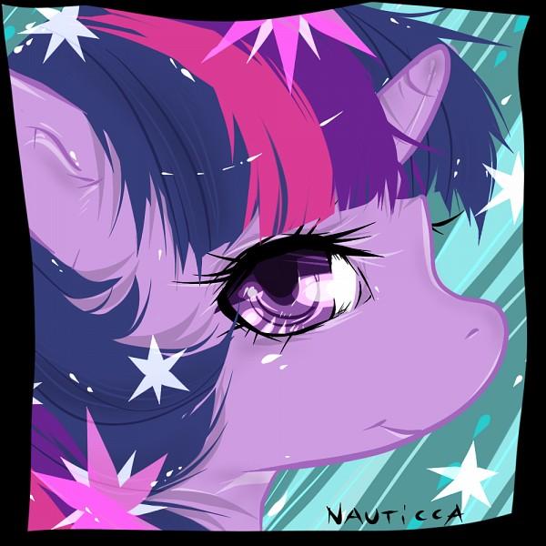 Tags: Anime, O-kamii, My Little Pony, Twilight Sparkle, deviantART, Fanart, Fanart From DeviantART