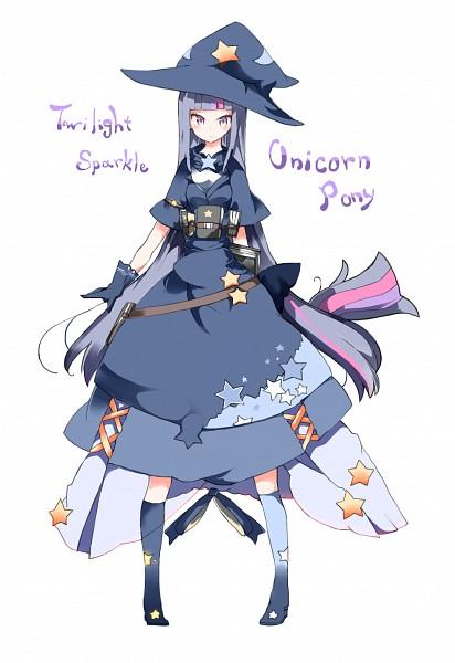 Tags: Anime, KOTATU, My Little Pony, Twilight Sparkle, Fanart, PNG Conversion, Mobile Wallpaper, Pixiv, Fanart From Pixiv