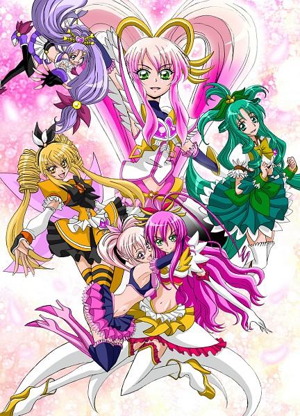 Twin Heart Precure! - Pretty Cure Fan Series