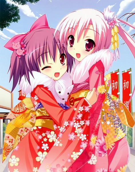 Tags: Anime, Kannagi Rei, Lillian (Studio), Twinkle☆Crusaders, Macaron (Twinkle Crusaders), Yuugiri Nanaka