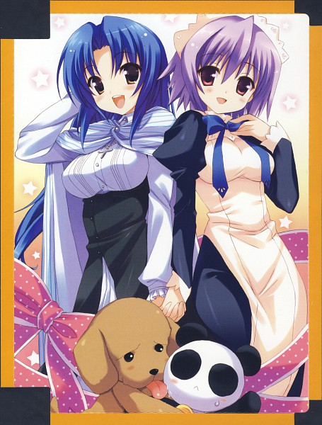 Tags: Anime, QP:flapper, Ohara Tometa, Lillian (Studio), Twinkle☆Crusaders, Scan
