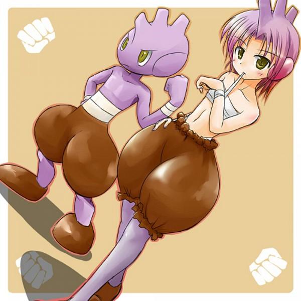 Tags: Anime, Tenjou Ryuka, Pokémon, Tyrogue, Pixiv