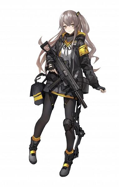 UMP45 (Girls Frontline) - Girls Frontline