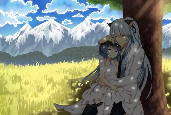 Tags: Anime, Desubunny, UTAU, Ryone Yami, Ryone Saru