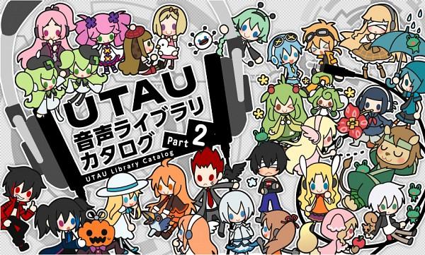 Tags: Anime, UTAU, Macloid, Pamu, Amane Luna, Shouka Tori, Macne Coco, Rook, Haruka Nana, Kaiga Shin, Shirataki Ito, Yokune Ruko, Shigure Nao