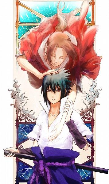 Tags: Anime, Pixiv Id 2454464, NARUTO, Uchiha Sasuke, Uchiha Itachi, Pixiv, Mobile Wallpaper, Uchiha Brothers