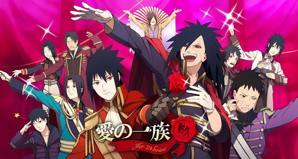 Uchiha Clan - NARUTO - Image #1746564 - Zerochan Anime Image Board