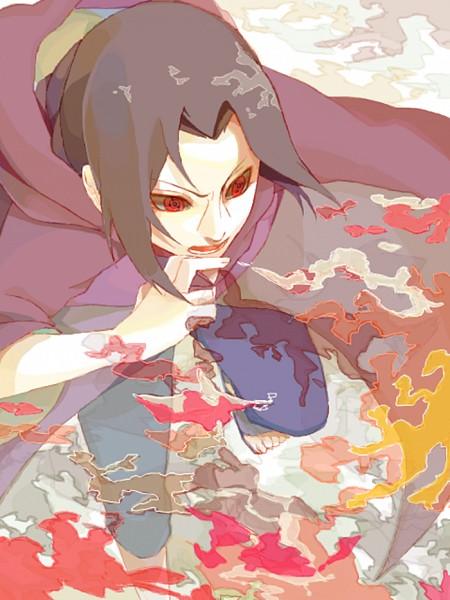 Tags: Anime, Edo Tensei, Uchiha Itachi, Futon