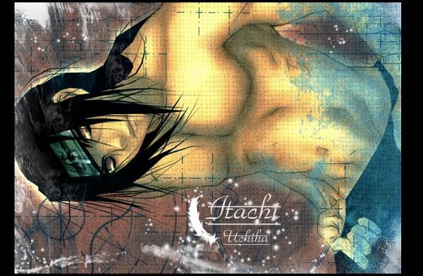 Tags: Anime, NARUTO, Uchiha Itachi, Chest, deviantART, Akatsuki (NARUTO)