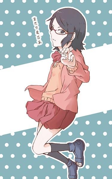Tags: Anime, Pixiv Id 3547813, NARUTO, Uchiha Sarada, Mobile Wallpaper, Fanart, Fanart From Pixiv, Pixiv, Sarada Uchiha