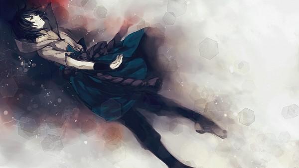 Tags: Anime, NARUTO, Uchiha Sasuke, Artist Request, Wallpaper, HD Wallpaper, Facebook Cover, Fanart