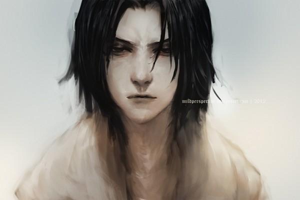 Tags: Anime, 1llustri, NARUTO, Uchiha Sasuke, deviantART, Fanart