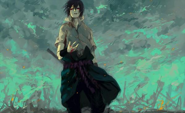 Tags: Anime, Minase Mmakina, NARUTO, Uchiha Sasuke