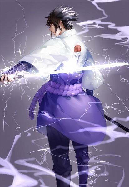Tags: Anime, Pixiv Id 1545689, NARUTO, Uchiha Sasuke, Uchiha Symbol, Fanart From Pixiv, Fanart, PNG Conversion, Mobile Wallpaper, Pixiv