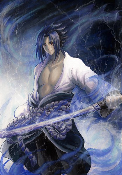 Tags: Anime, Adriamarina, NARUTO, Uchiha Sasuke, deviantART