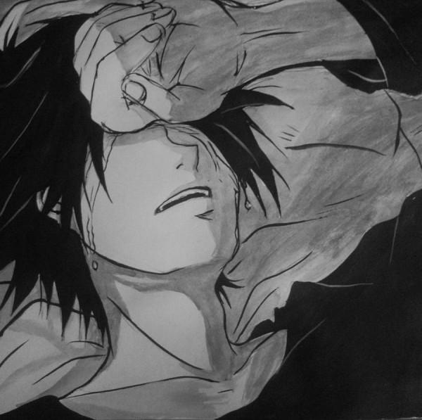 Tags: Anime, NARUTO, Uchiha Sasuke, Fanart, deviantART