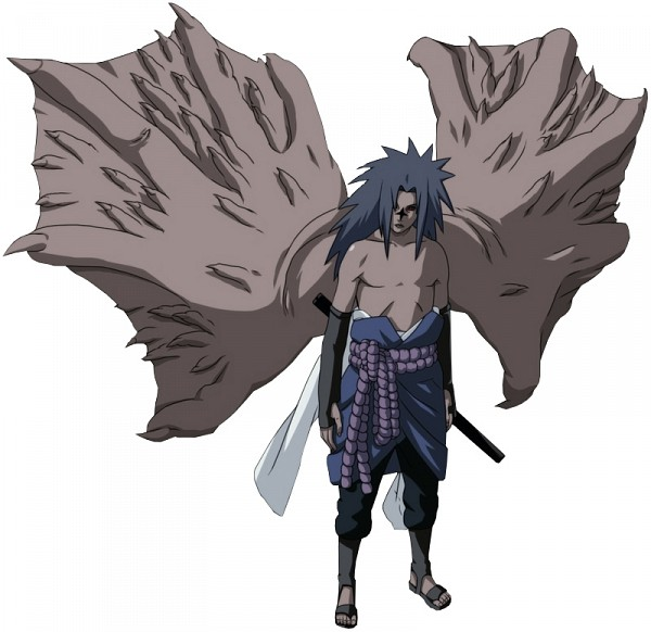 Tags: Anime, NARUTO, Uchiha Sasuke, Transformation, Vector