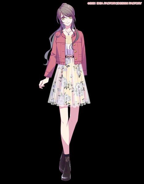 Tags: Anime, Fuji Rito, IDEA FACTORY, Otomate, DESIGN FACTORY, Lover Pretend, Ueda Chiyuki, Official Art