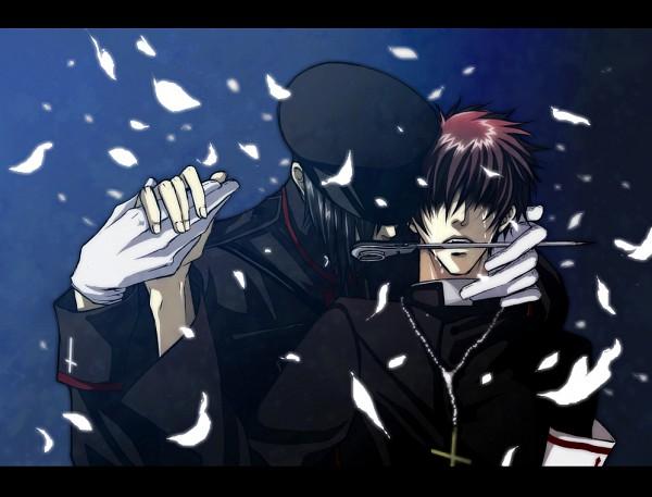 Tags: Anime, Uehara, Pixiv, Original