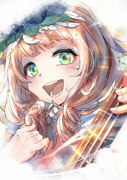 Tags: Anime, Pixiv Id 236529, BanG Dream! Girls Band Party!, Uehara Himari