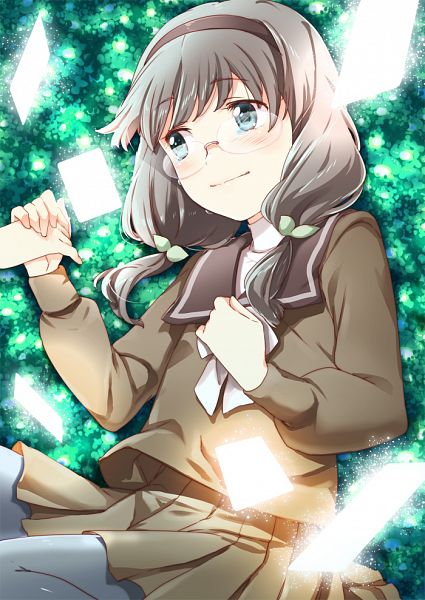 Tags: Anime, Mitsuki Meiya, Selector Infected WIXOSS, Uemura Hitoe