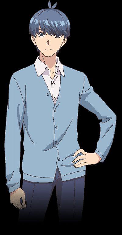 Uesugi Fuutarou - Go-Toubun no Hanayome
