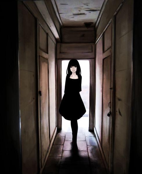 Tags: Anime, Ueyuu, Original, Pixiv