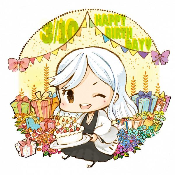 Tags: Anime, Pixiv Id 3869613, BLEACH, Ukitake Juushirou, Pixiv, Fanart, Fanart From Pixiv