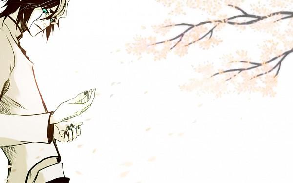 Tags: Anime, Pixiv Id 2111542, BLEACH, Ulquiorra Schiffer, Wallpaper, Pixiv, Fanart, Arrancar, Espada
