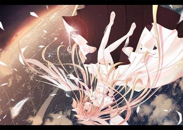 Tags: Anime, Ahirun, Mahou Shoujo Madoka☆Magica, Ultimate Madoka, Kaname Madoka, Pixiv