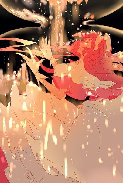 Tags: Anime, Pixiv Id 1651907, Mahou Shoujo Madoka☆Magica, Ultimate Madoka, Kaname Madoka, Pixiv, Fanart, Fanart From Pixiv