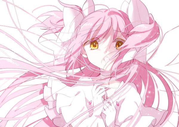 Tags: Anime, Shuua, Magia Record: Mahou Shoujo Madoka☆Magica Gaiden, Ultimate Madoka, Kaname Madoka, Pixiv, Fanart, Fanart From Pixiv