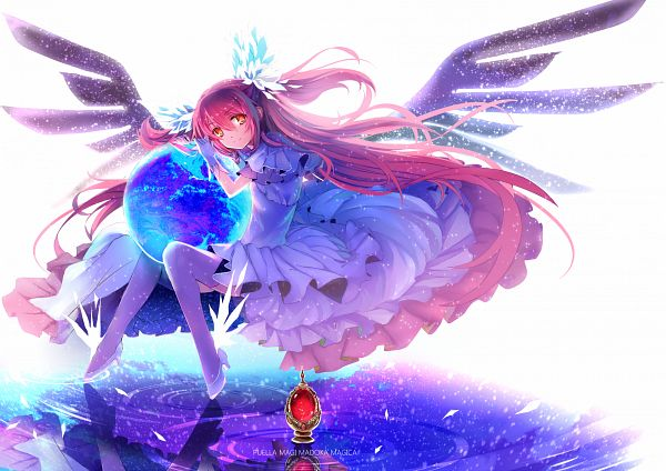 Tags: Anime, johnDeeeeee, Mahou Shoujo Madoka☆Magica, Kaname Madoka, Ultimate Madoka, Pixiv, Fanart From Pixiv, Fanart